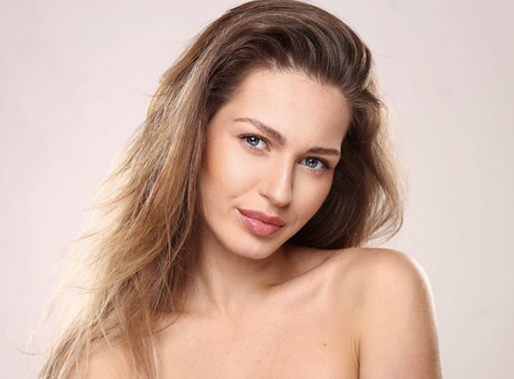 Hot Russian female from Barnaul
